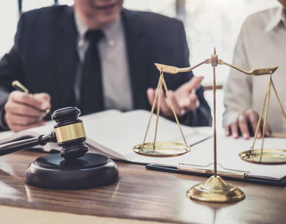 法律文書の解析イメージ